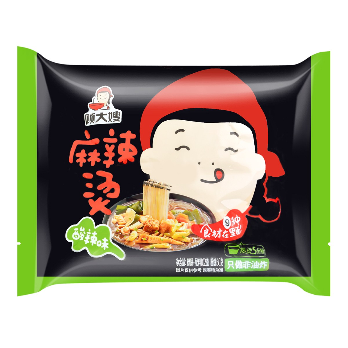 GUDASAO Instant Spicy Hotpot Spicy Sour Flavor 102g