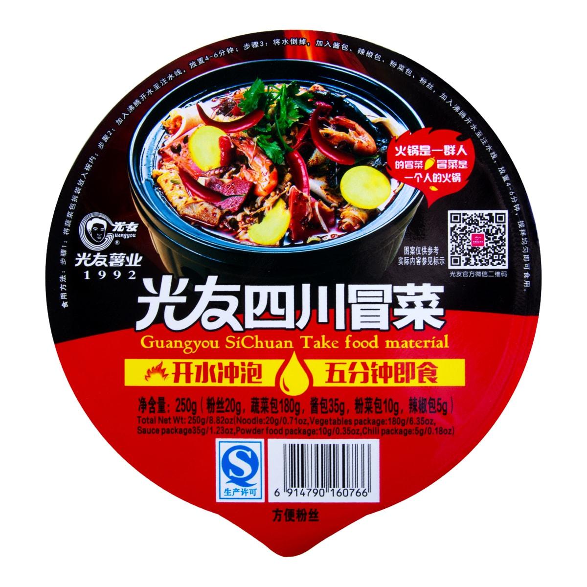 光友 四川即食冒菜 香辣味 250g