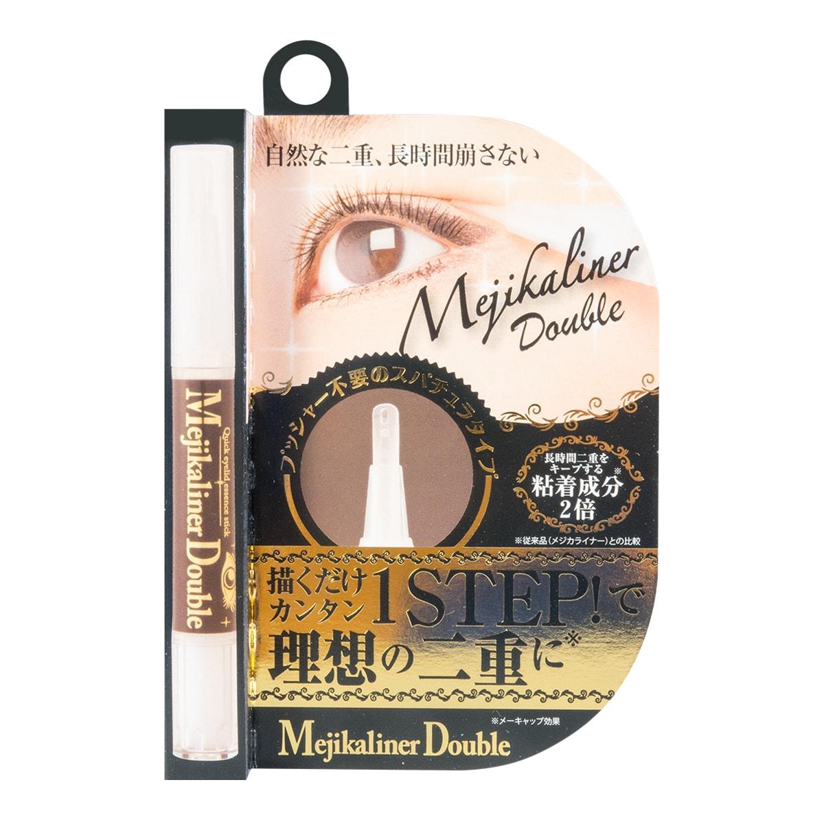 日本MEJIKALINER 双眼皮定型液 双倍黏力型