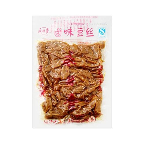 永日香 卤味豆丝 210g
