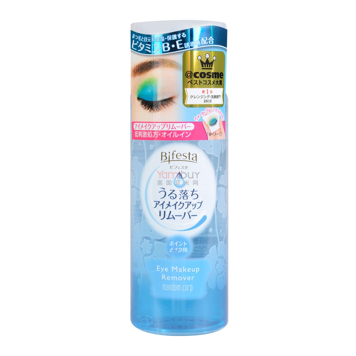 MANDOM CORP. BIFESTA Eye Makeup Remover 145ml