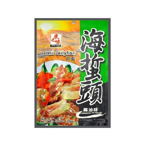 东之味 即食海蜇头 麻油味150g