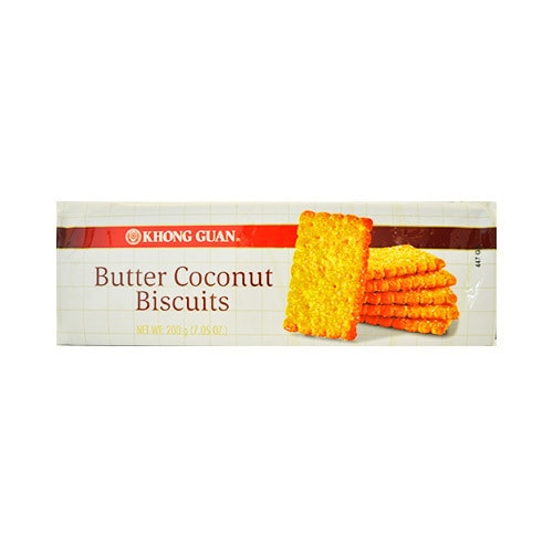 KHONG GUAN Butter Coconut Biscuits 200g