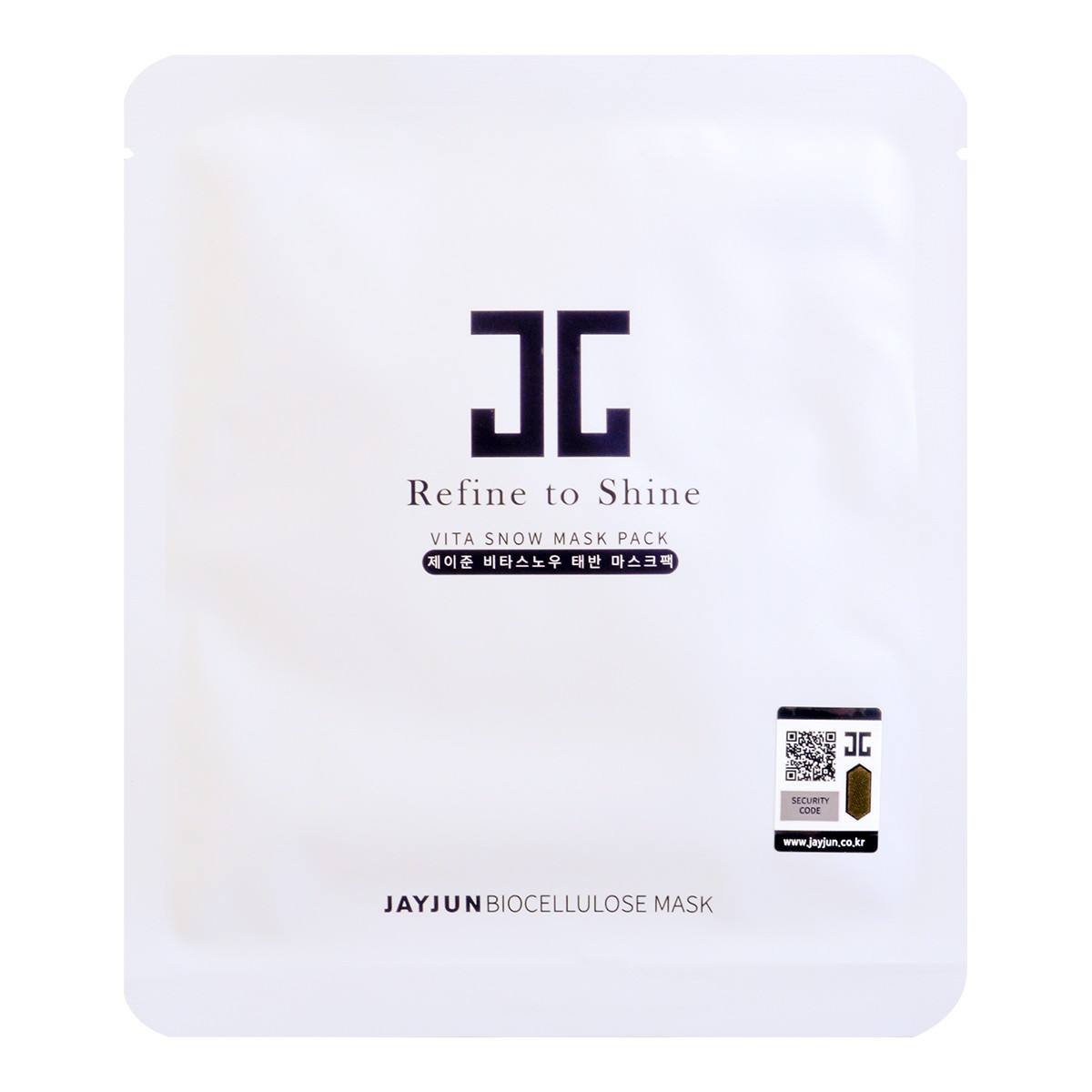JAYJUN Vita Snow Mask 1sheet