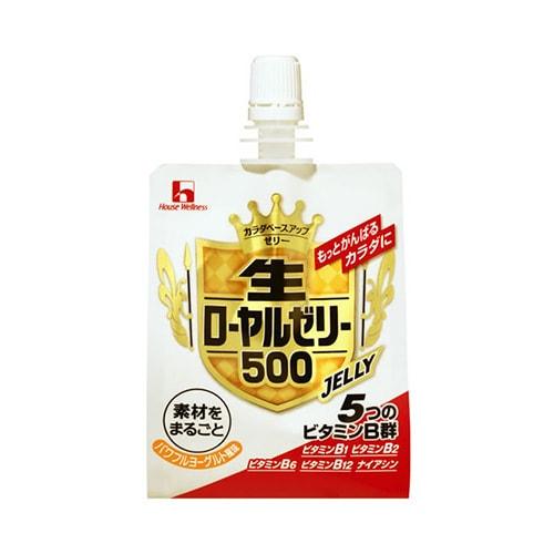 日本HOUSE 蜂王浆维生素B群果冻饮 180g