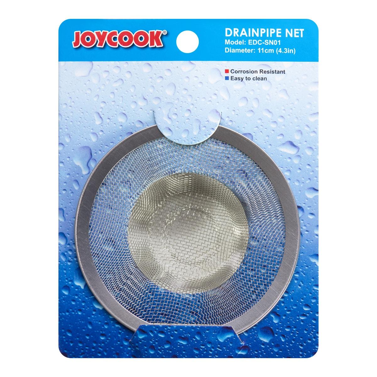 美国JOYCOOK 不锈钢水槽滤网 11cm