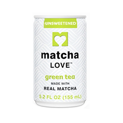 日本MATCHA LOVE无糖浓厚抹茶饮 155ml