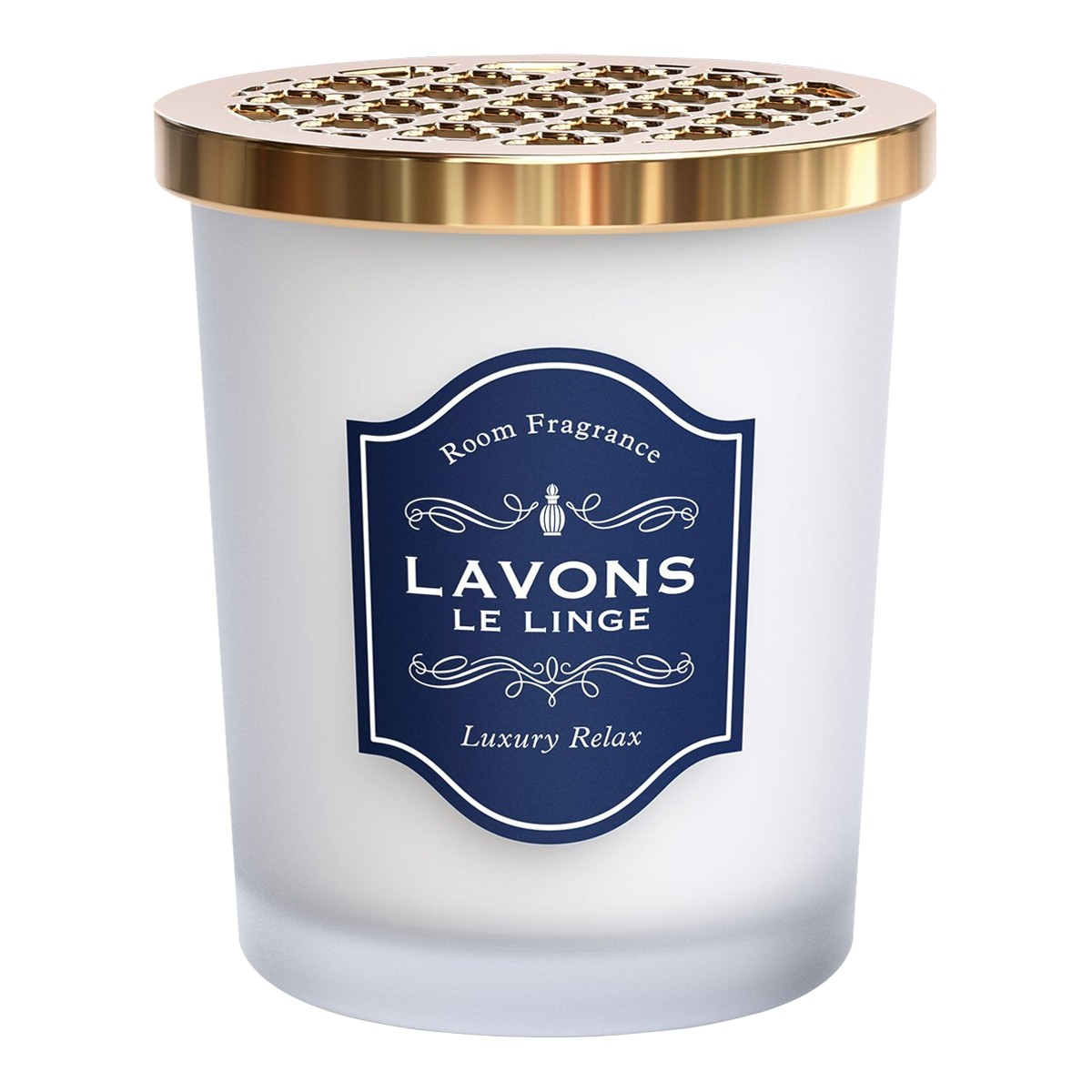 LAVONS LE LINGE Premium Room Aroma Fragrance Gel Deodorizer Luxury Relax 150g