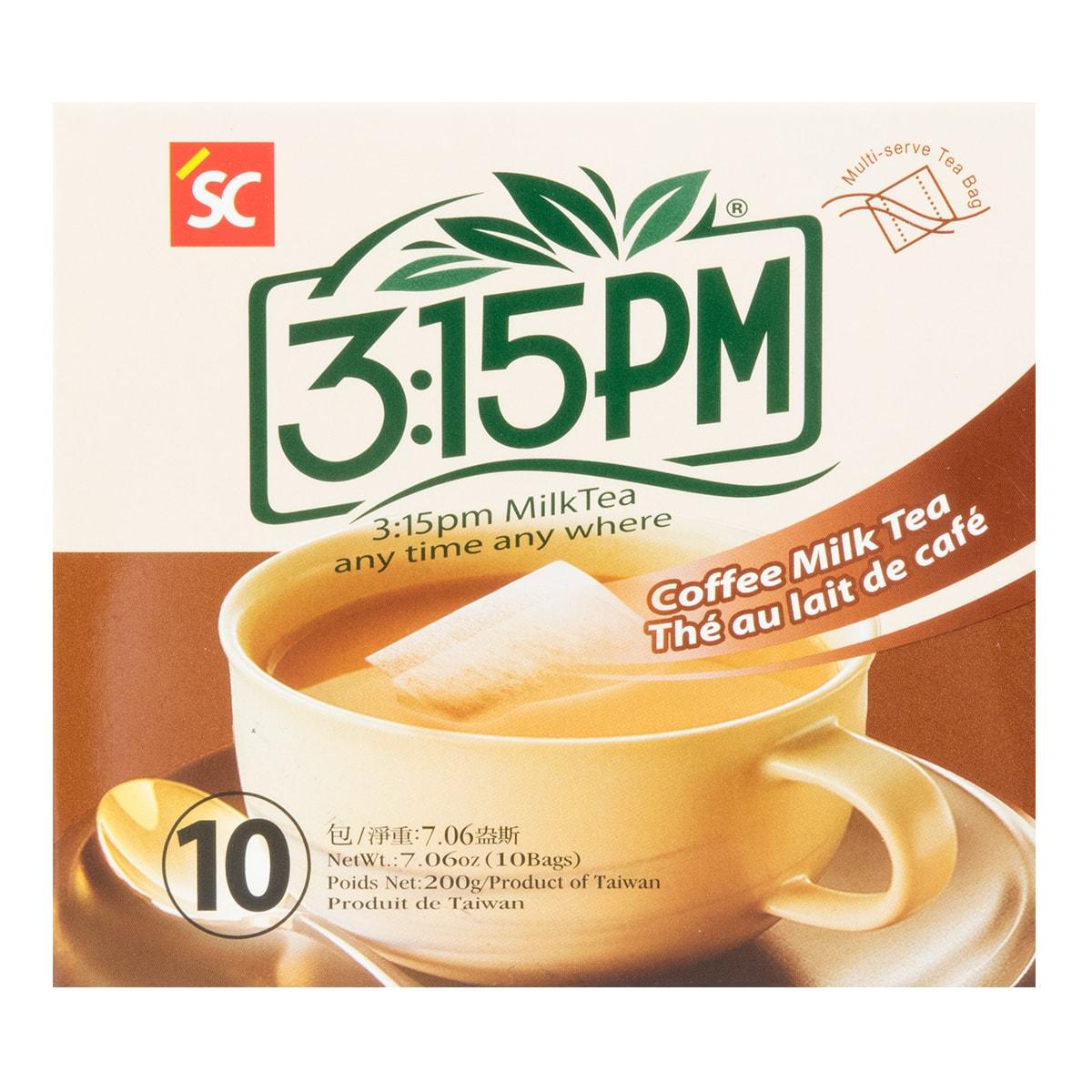 台湾三点一刻 经典港式奶茶 10包入 200g