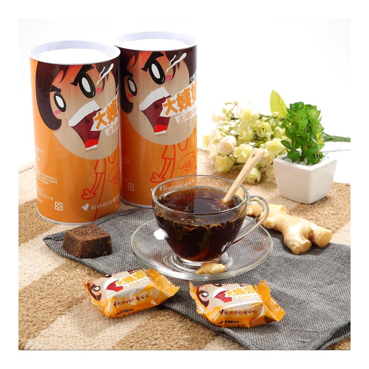 Dayimatea Black sugar ginger tea Healthy Tea For Periods