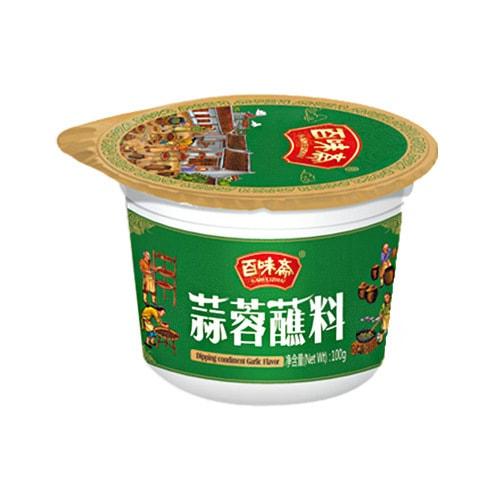 百味斋 火锅蘸料 蒜蓉味 100g