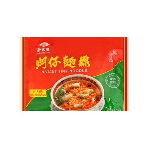 台湾新东阳 传统美食蚵仔面线 内附调料包 300g