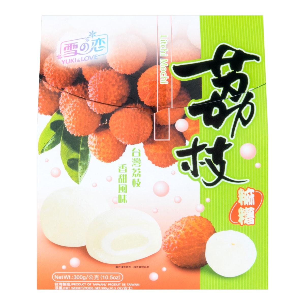台湾雪之恋 荔枝麻糬 荔枝味 300g