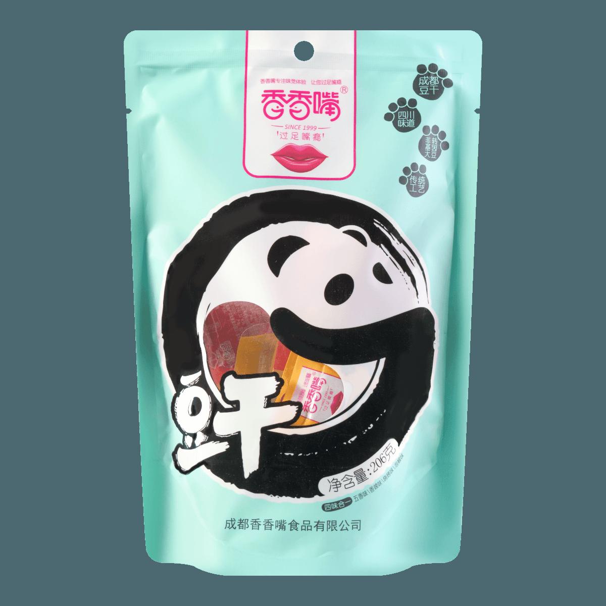 JOYTOFU Assorted Flavored Bean Curd 206g