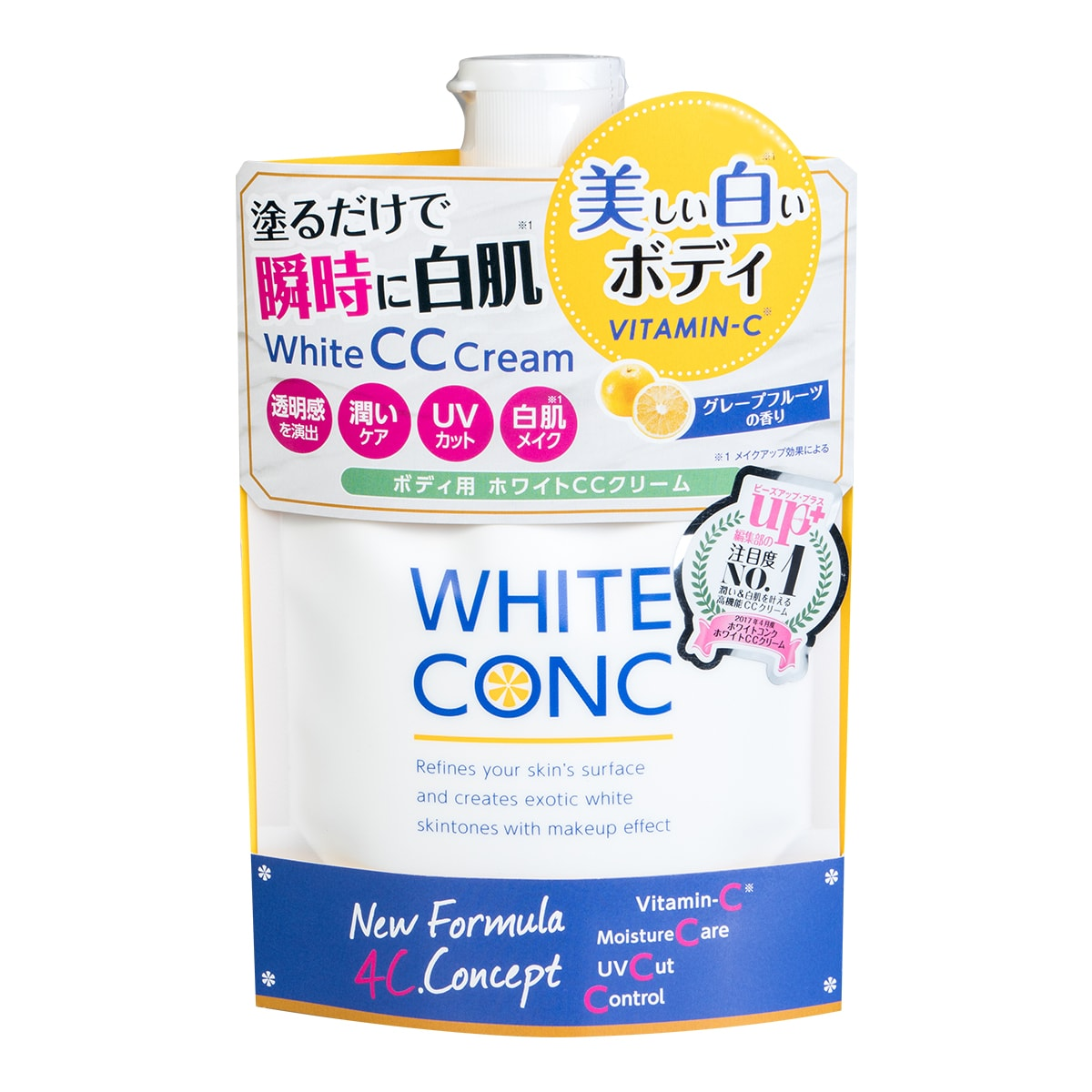 WHITE CONC White CC Cream