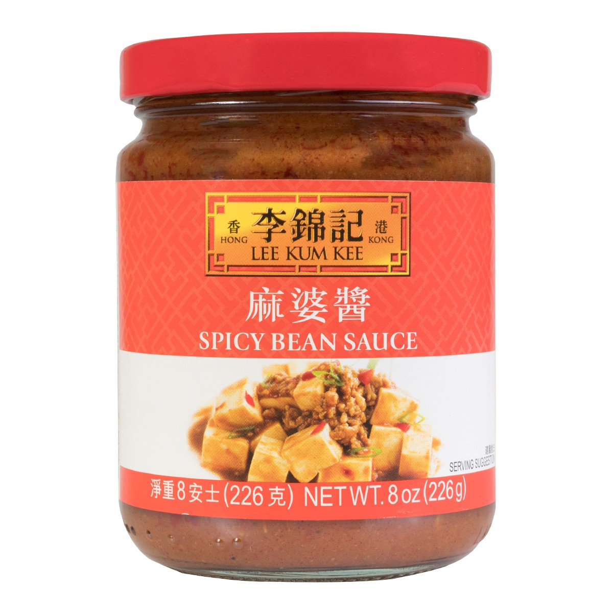 LEE KUM KEE Spicy Bean Sauce (Ma Po Sauce) 226g