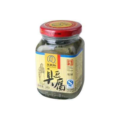 WANGZHIHE Fermented Bean Curd/Soy  240g