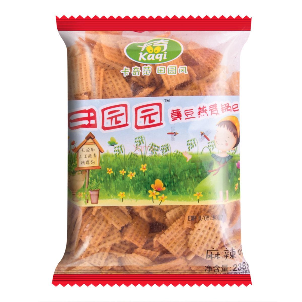 KAQI Crispy Rice Chip Spicy flavor 238g