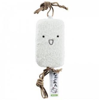 KOKUBO NAKOMIN Cotton Pile Back Scrubber