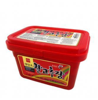 韩国WANG 韩式传统辣酱 500g