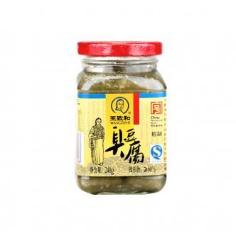 王致和 精制臭豆腐 240g 中华老字号