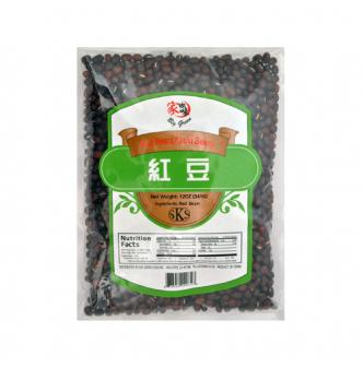 BIG GREEN Red Bean (Azuki Bean) 341g