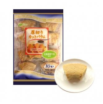 MARUKIN Mini Baked Wheat Baum Cake 10pc
