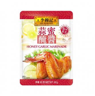 LEE KUM KEE Honey Garlic Marinade 60g