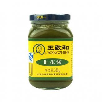 WANG ZHI HE Leek Flower Sauce 320g