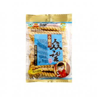 ZHONGWANG Salty Chicken Flavor Mini-fried Dough Twist 130g