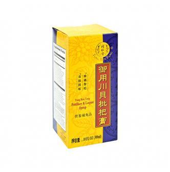 北京同仁堂 川贝枇杷膏 300ml