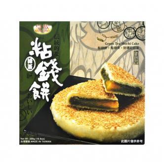 台湾皇族 粘钱饼 绿茶味 300g