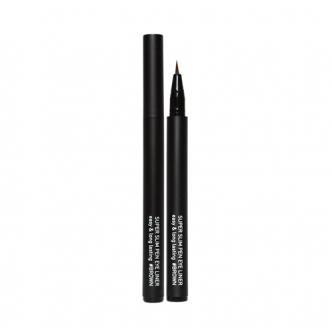 韩国3CE 超细持久防水眼线液笔 #棕色