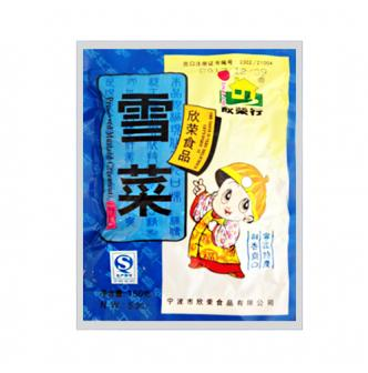 XINRONG Pickled Cabbage (Mustard Greens) 150g