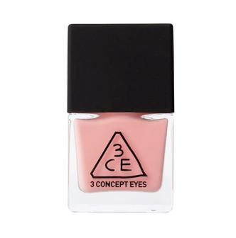 3CE Nail Lacquer #PK18 Rose Beige
