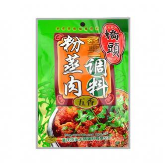重庆桥头 五香粉蒸肉调料 220g