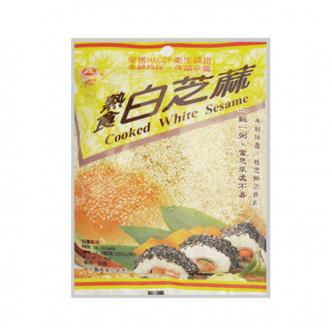 YIFENG Cooked White Sesame 220g