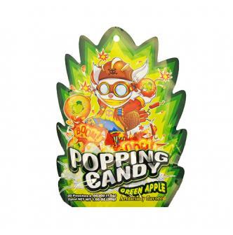 POPPING CANDY 爆炸跳跳糖 青苹果味 20包入