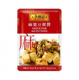 香港李锦记 中国名菜系列之麻婆豆腐酱 80g