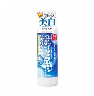 日本SANA莎娜 豆乳 药用美白保湿化妆水 清爽型 200ml