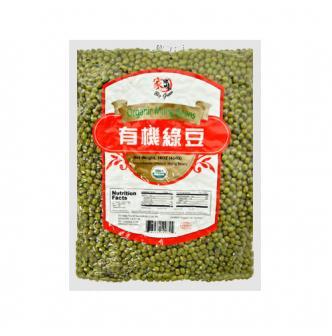 家乡味 绿色特选有机绿豆 454g USDA认证