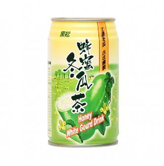 台湾黑松 古法酿制蜂蜜冬瓜茶 320ml