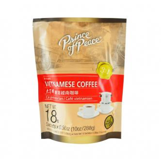 PRINCE OF PEACE Vietnamese Coffee 18bags
