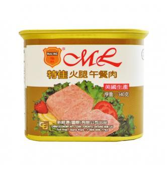 梅林牌 特佳火腿午餐肉罐头 340g
