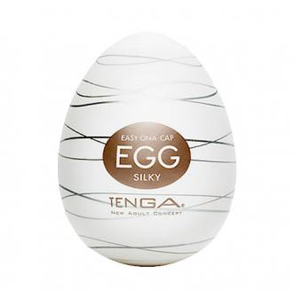 成人用品 日本TENGA典雅 EGG男士专用玩具蛋 006丝柔型 5ml