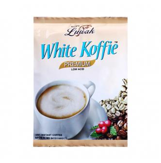 KOPI LUWAK White Koffie Low Acid 20gx20