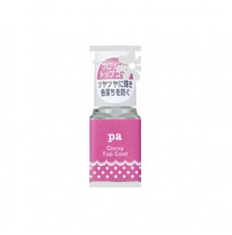 DEAR LAURA Pa Nail Base04 Glossy Top Coat