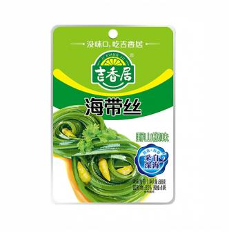 JIXIANGJU ShereddedKelp in Wild Pepper 88g