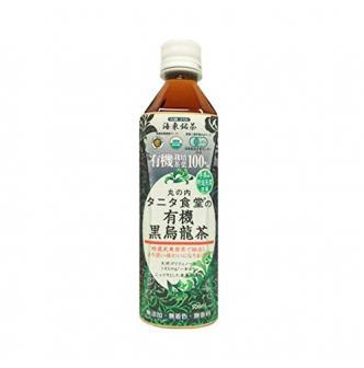 日本海东铭茶 有机手摘黑乌龙茶 500ml USDA认证 专用JAS茶园