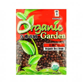 MOGAMI Organic Red Bean 16oz USDA Certified